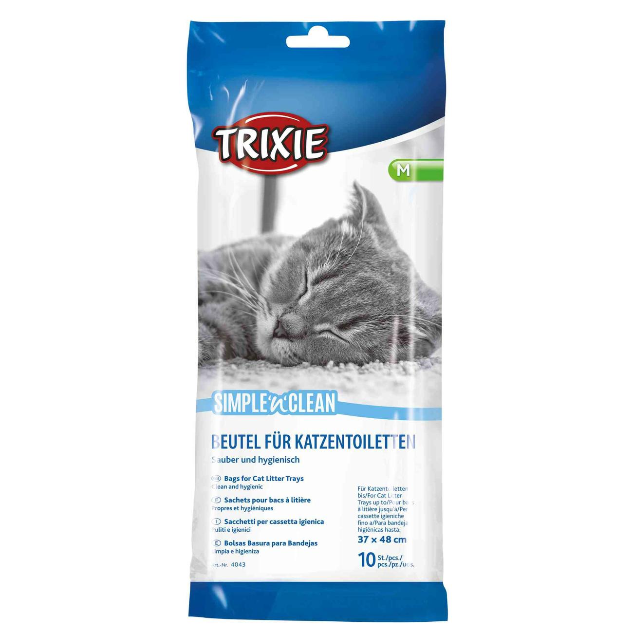 Trixie Katzentoiletten Beutel 4043