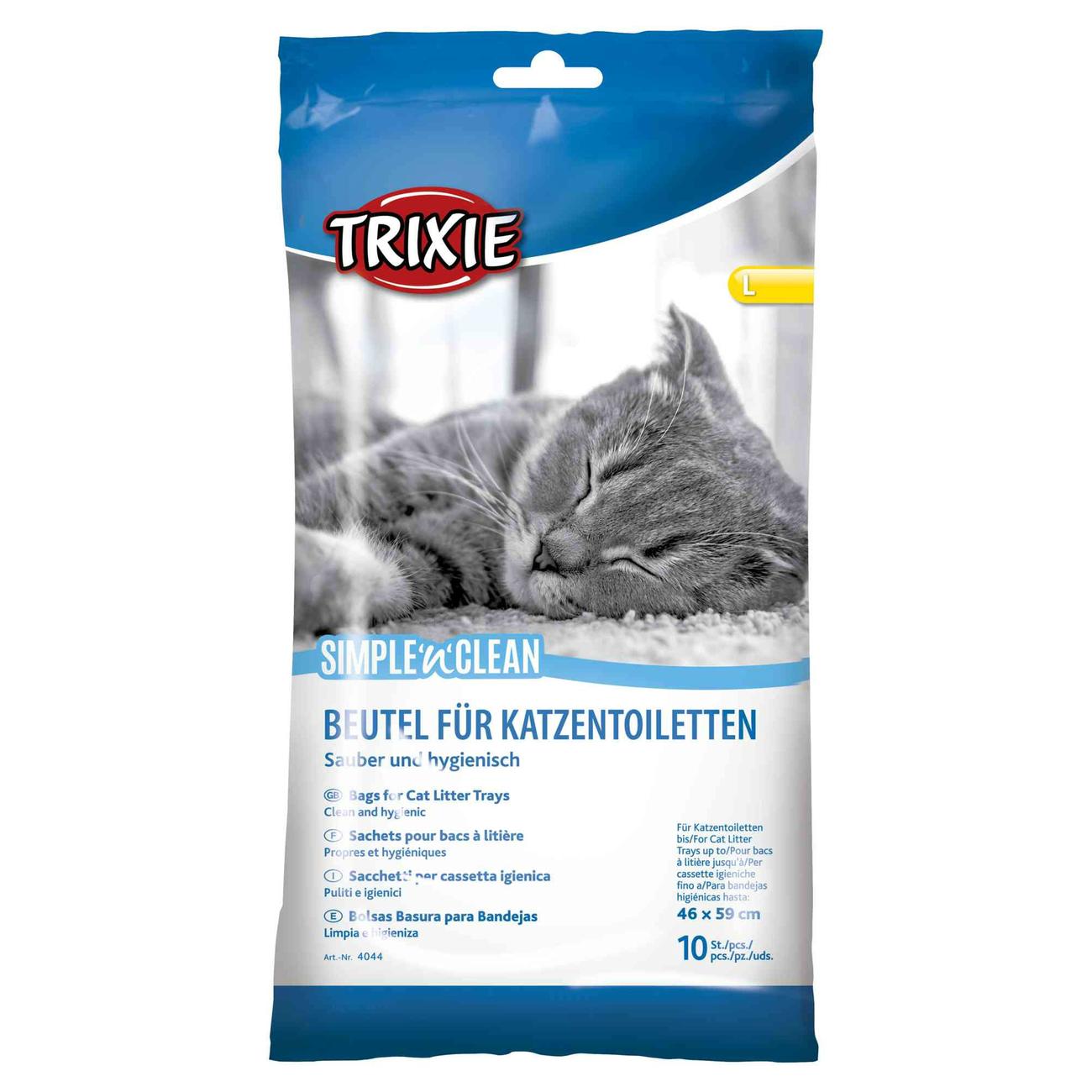 Trixie Katzentoiletten Beutel 4043, Bild 4