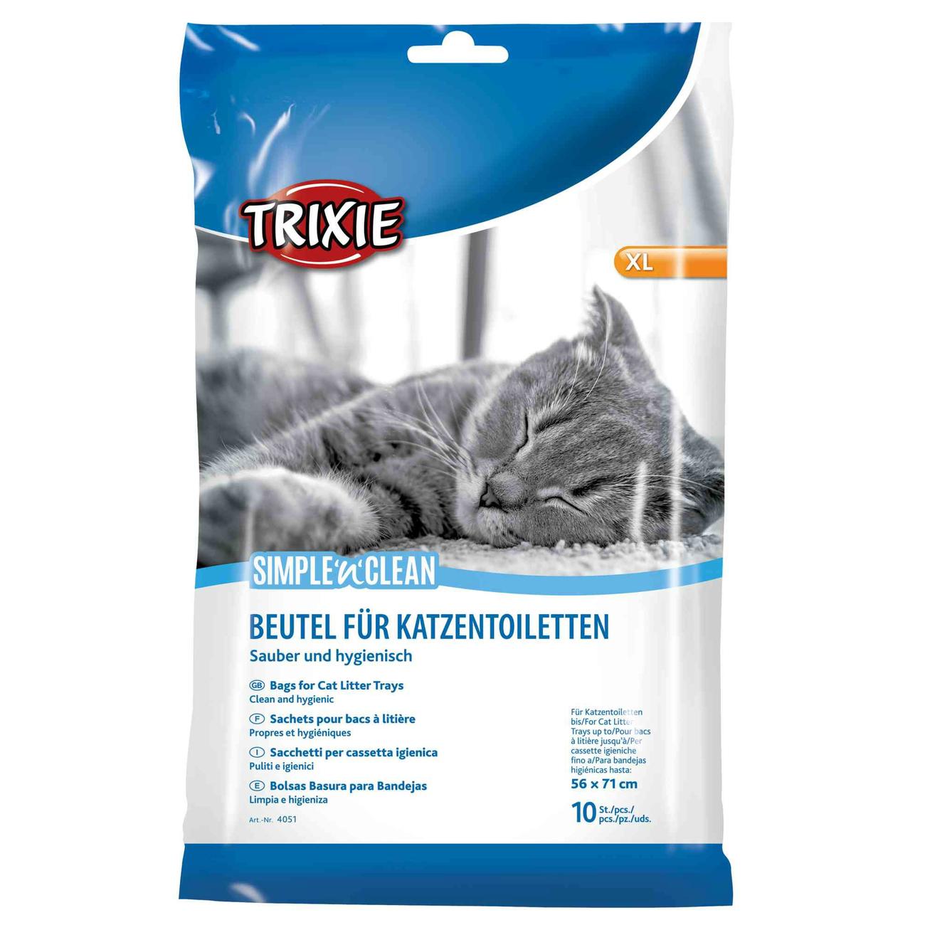 Trixie Katzentoiletten Beutel 4043, Bild 5