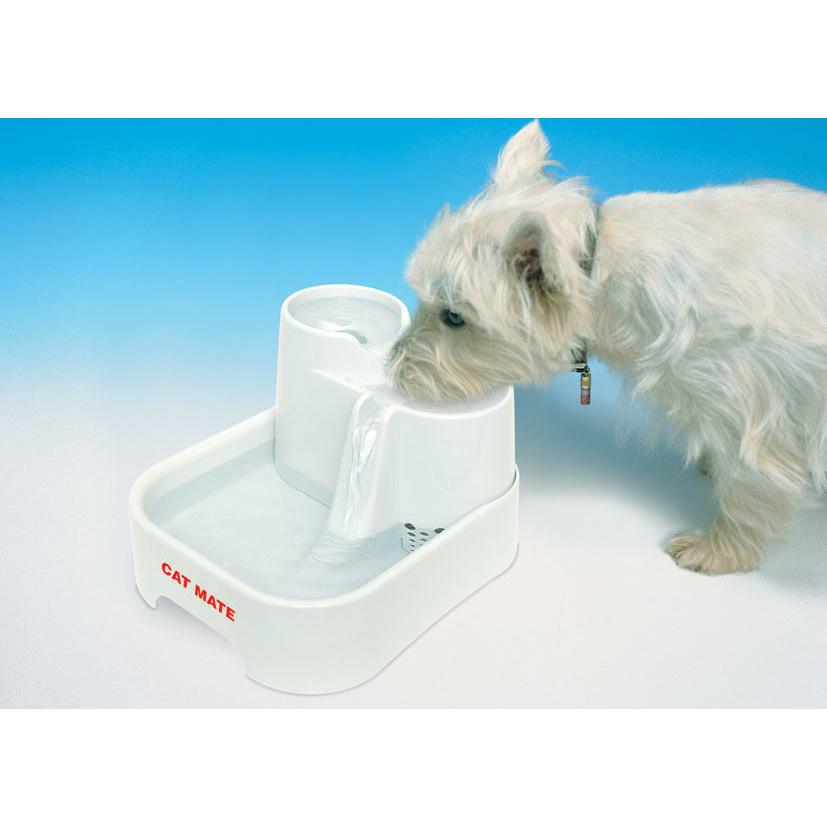 CAT MATE Haustierquelle Trinkbrunnen für Hunde und Katzen, Bild 4