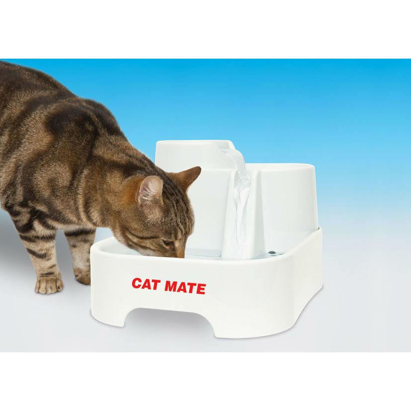 CAT MATE Haustierquelle Trinkbrunnen für Hunde und Katzen, Bild 5