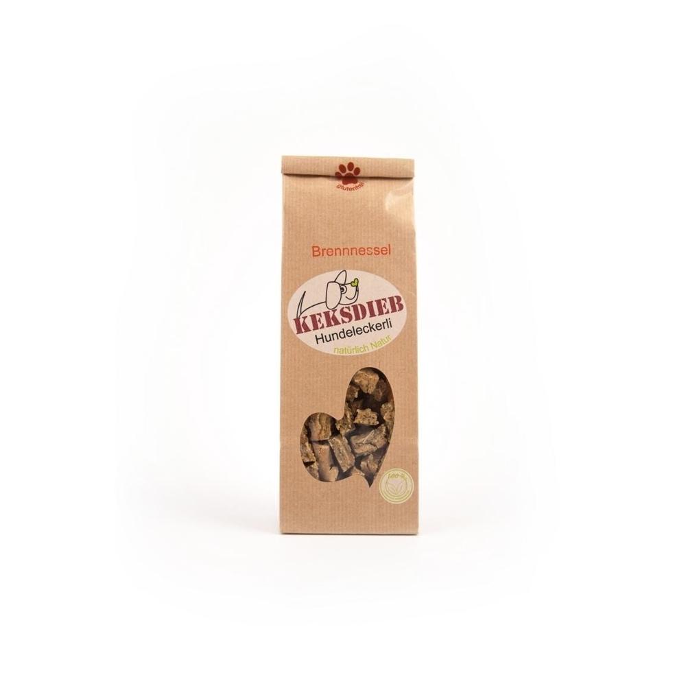 Keksdieb Sticks glutenfrei Hundeleckerlis, Brennnessel Sticks glutenfrei 100g