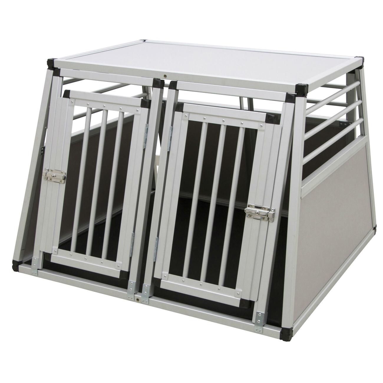 Kerbl Alu-Transportbox Barry zweitürig Preview Image