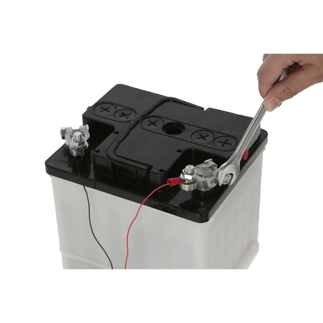 Kerbl Anschlusskabel für Weidezaunbatterie, Bild 5