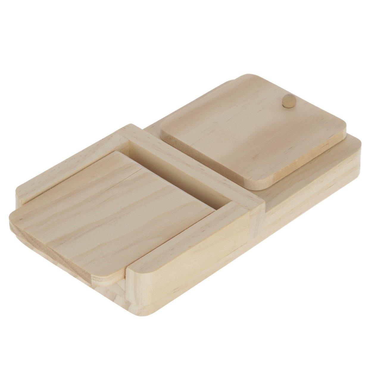 Kerbl Denk- und Lernspielzeug für Nager, 21 x 11 x 3,5 cm