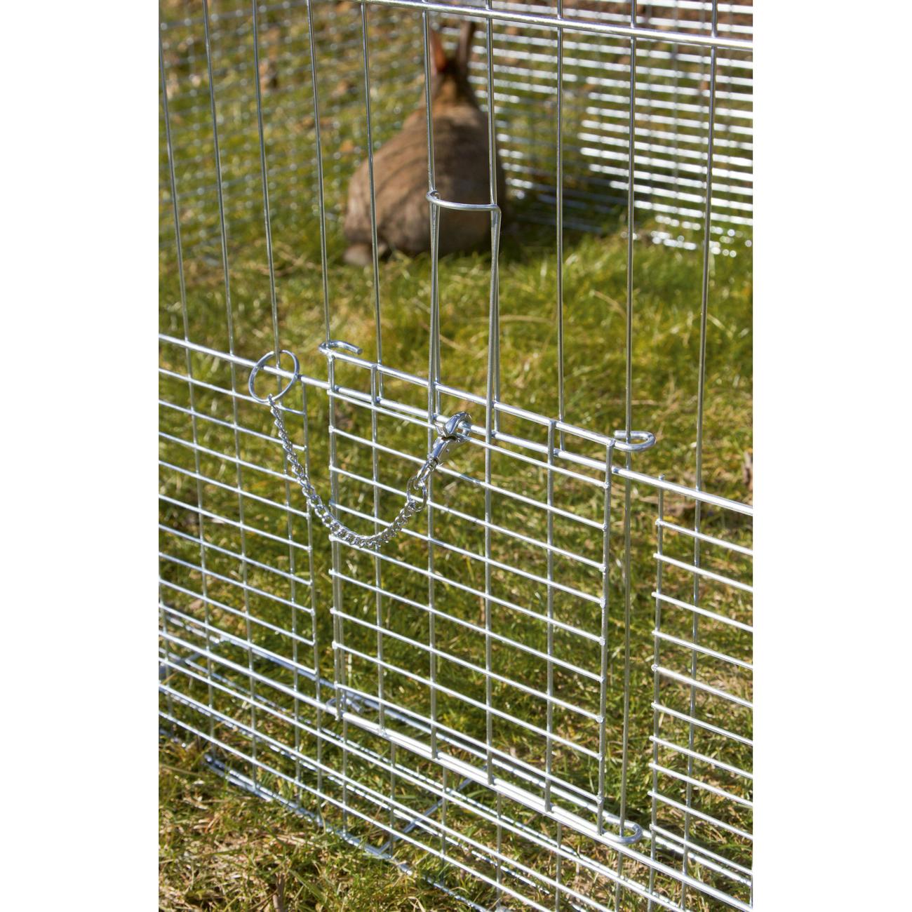 Kerbl Freilaufgehege mit Ausbruchsperre für Jungtiere, Bild 3