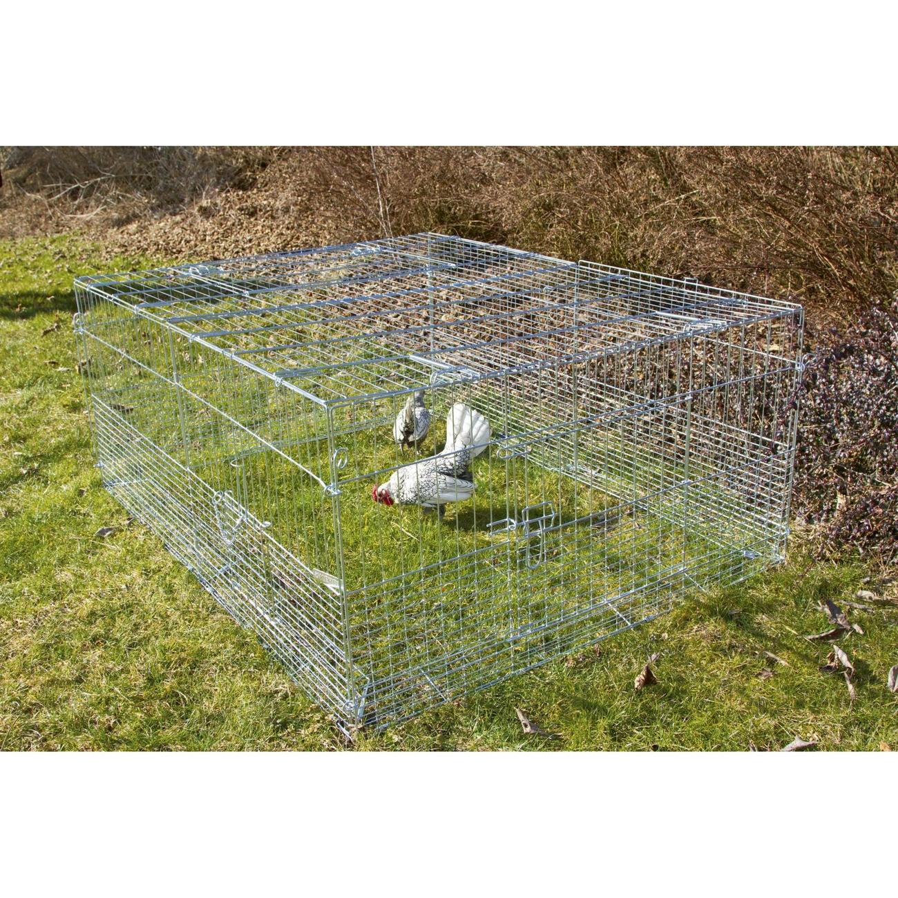 Kerbl Freilaufgehege mit Ausbruchsperre für Jungtiere, Bild 2