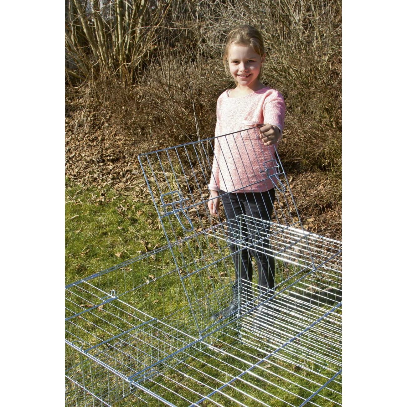 Kerbl Freilaufgehege mit Ausbruchsperre für Jungtiere, Bild 4