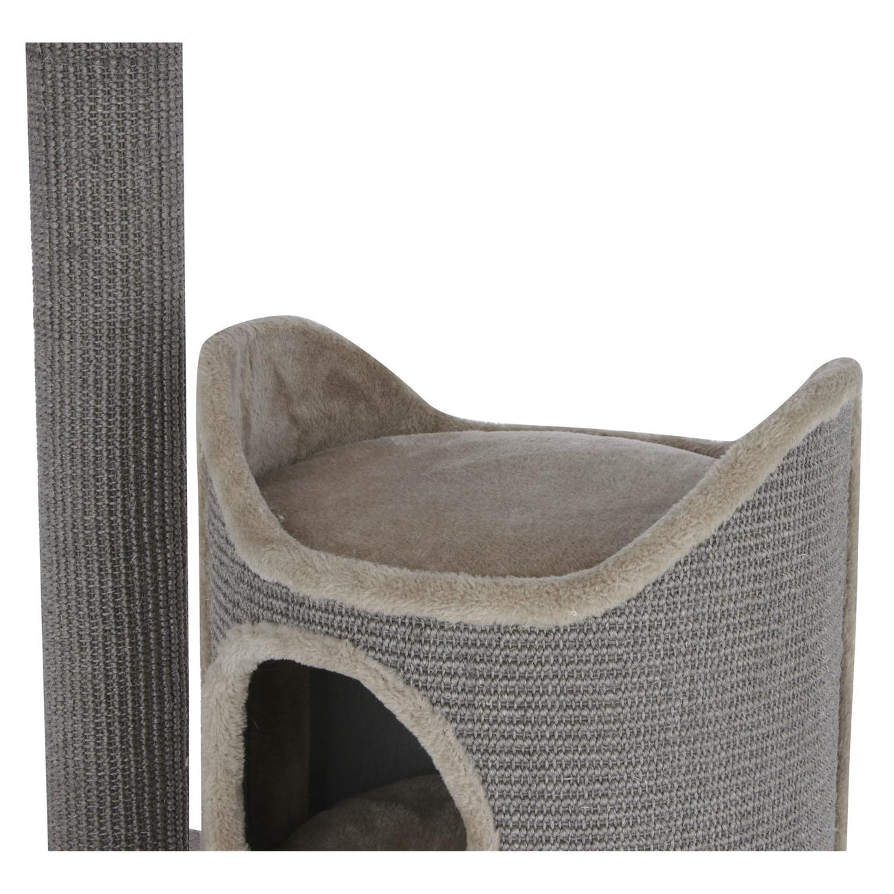 Kerbl Kratztonne für Katzen Tiana grau, Bild 5