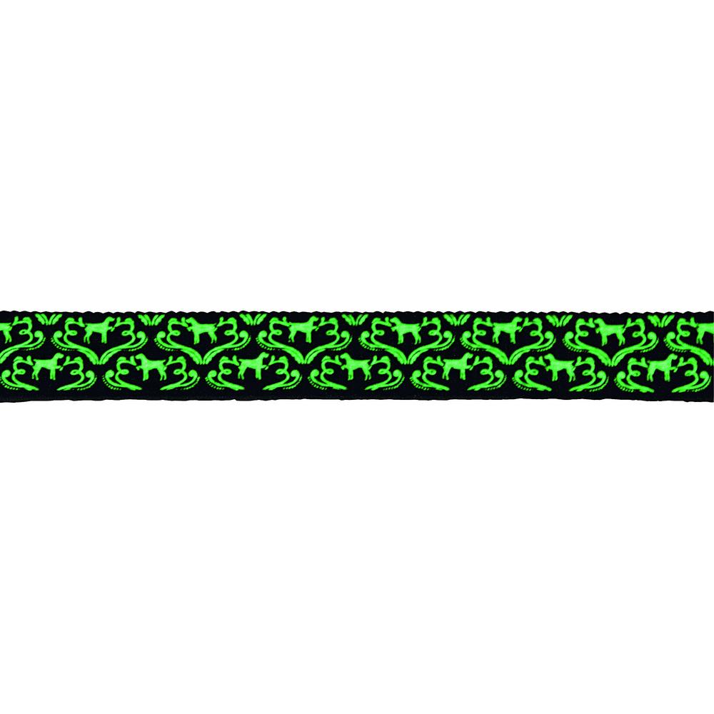 Kerbl Leuchthalsband Shiny Night fluoreszierend, Bild 2
