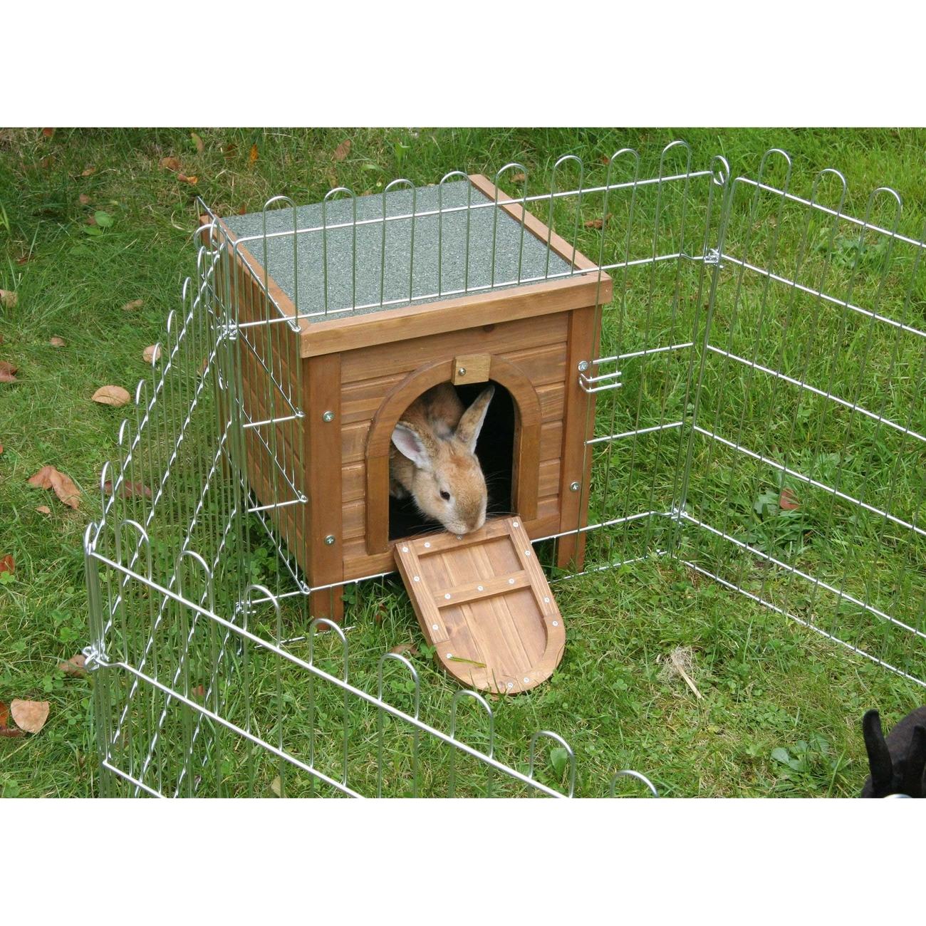 Kerbl Outdoor Kleintierhaus Kaninchenhaus, Bild 2