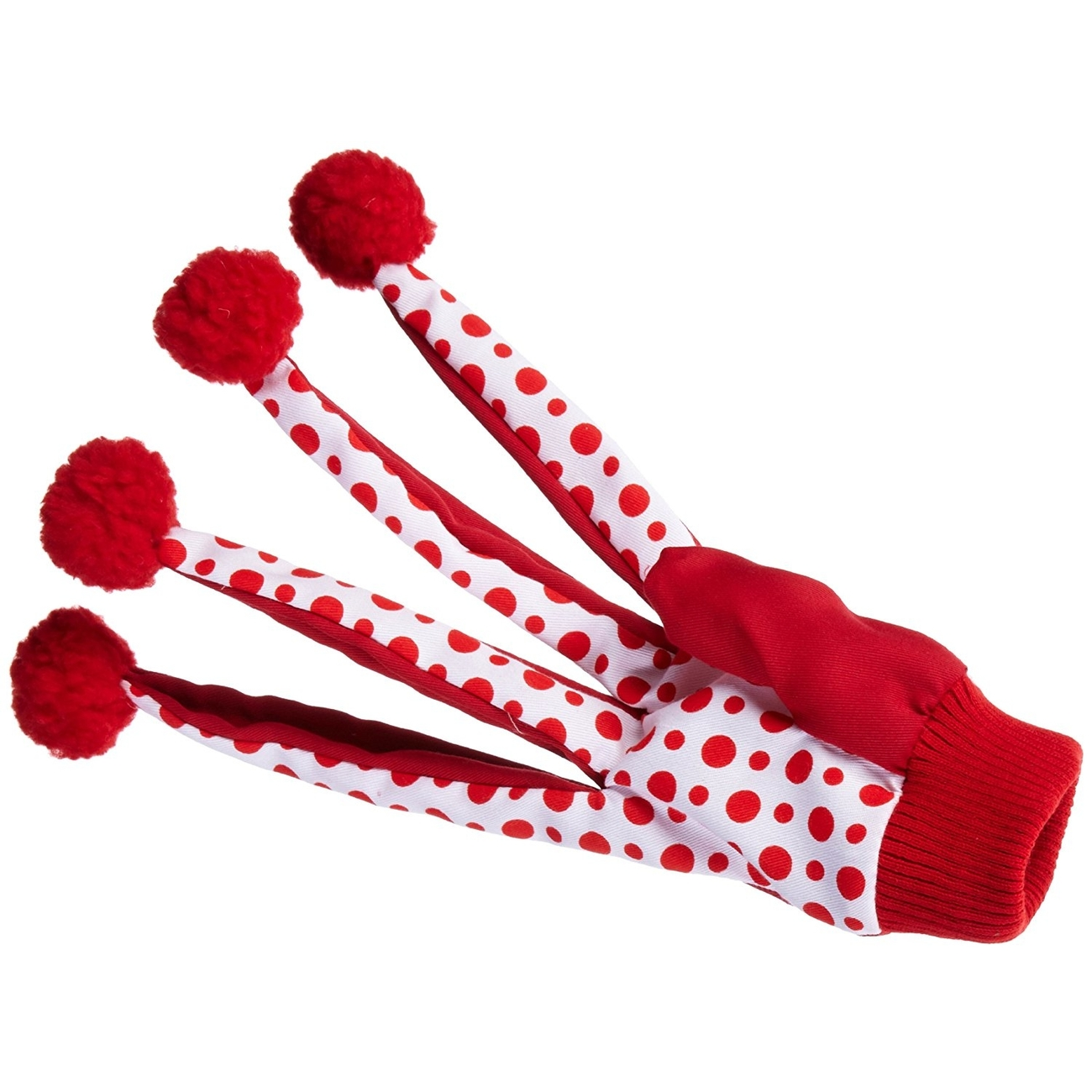 Kerbl Spielhandschuh TILL für Katzen, rot, 15 x 33 cm