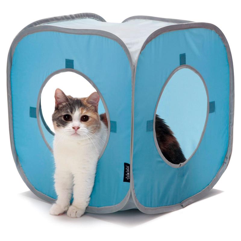 SportPet Designs Kitty Play Cube, Bild 2