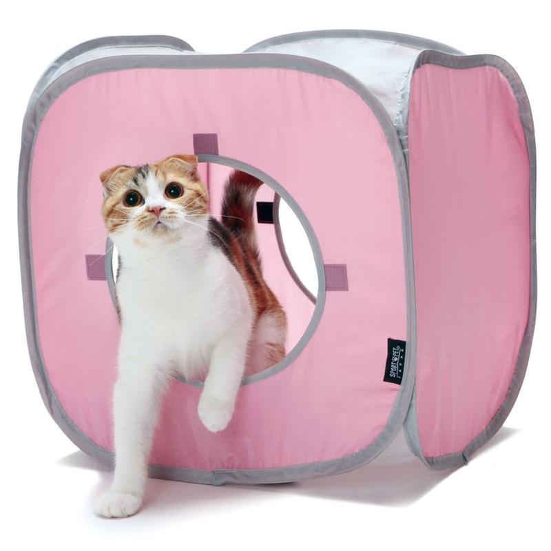 SportPet Designs Kitty Play Cube