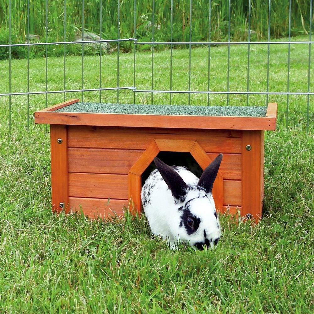Trixie Kleintierhaus Natura aus Holz 62395