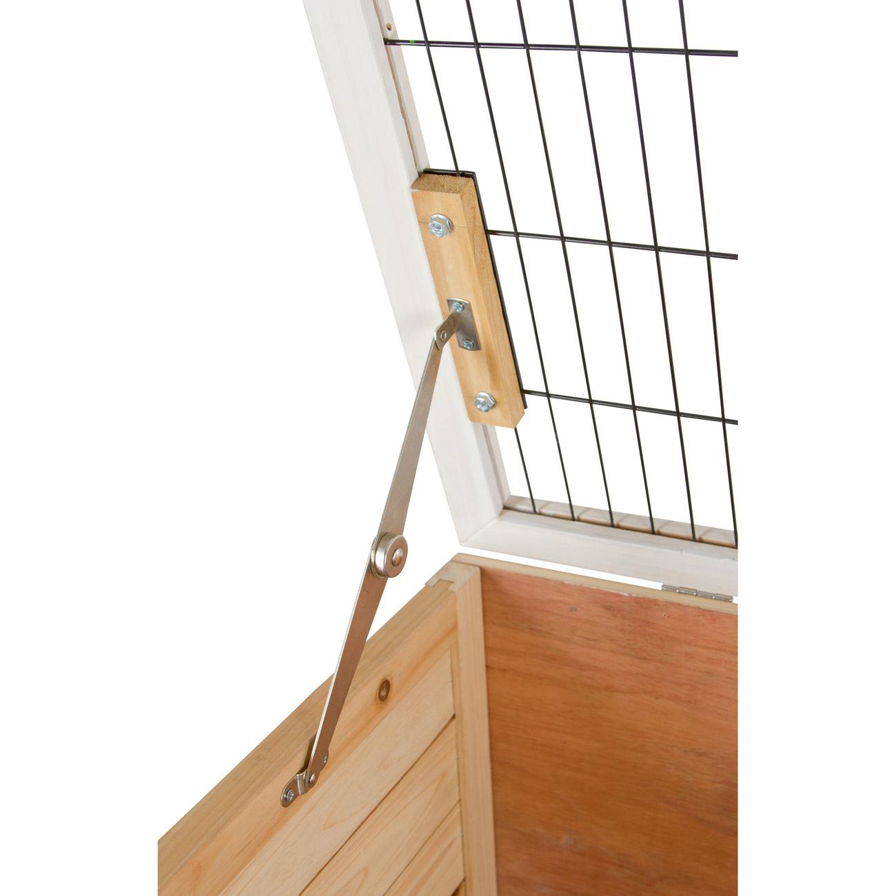 Kerbl Kleintierkäfig Indoor Deluxe 2-stöckig, Bild 4