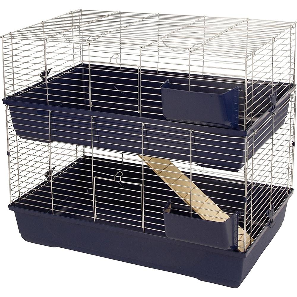 Kerbl Kleintierkäfig Maxi Baldo Twin zweistöckig, Bild 2