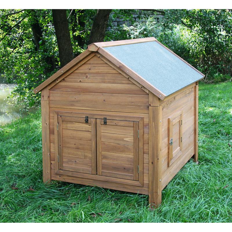 Kerbl Kleintierstall für Hühner oder Kaninchen, Bild 2