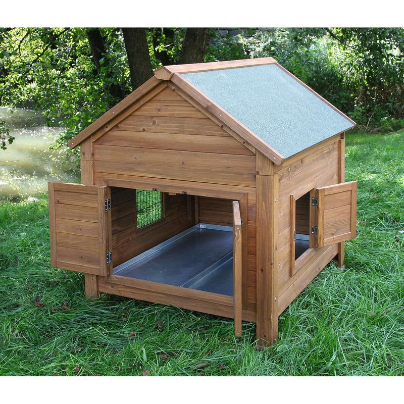 Kerbl Kleintierstall für Hühner oder Kaninchen, Bild 3