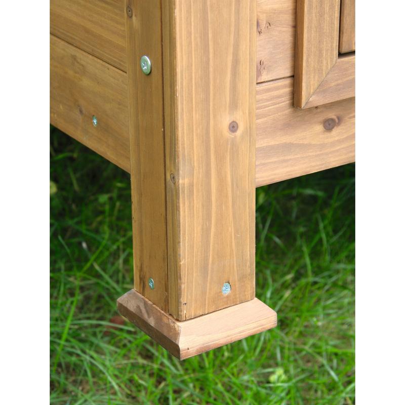 Kerbl Kleintierstall für Hühner oder Kaninchen, Bild 5
