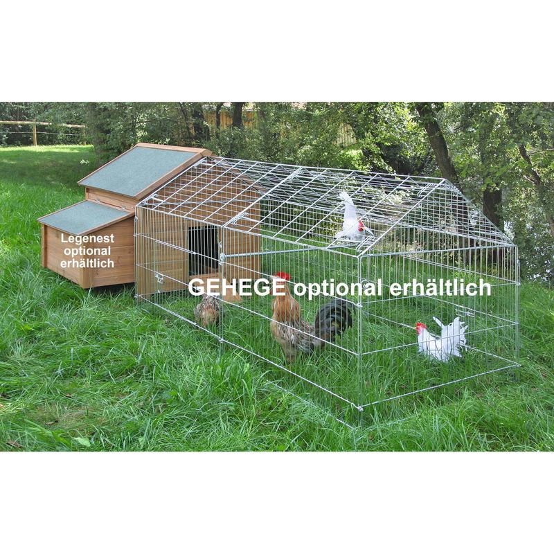 Kerbl Kleintierstall für Hühner oder Kaninchen, Bild 6
