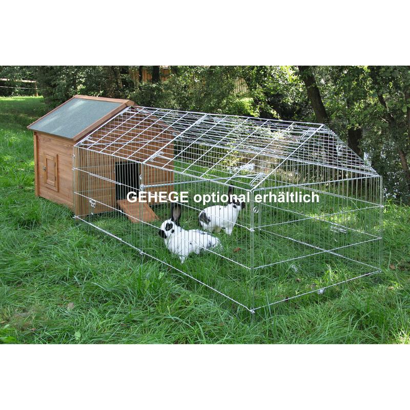 Kerbl Kleintierstall für Hühner oder Kaninchen, Bild 7