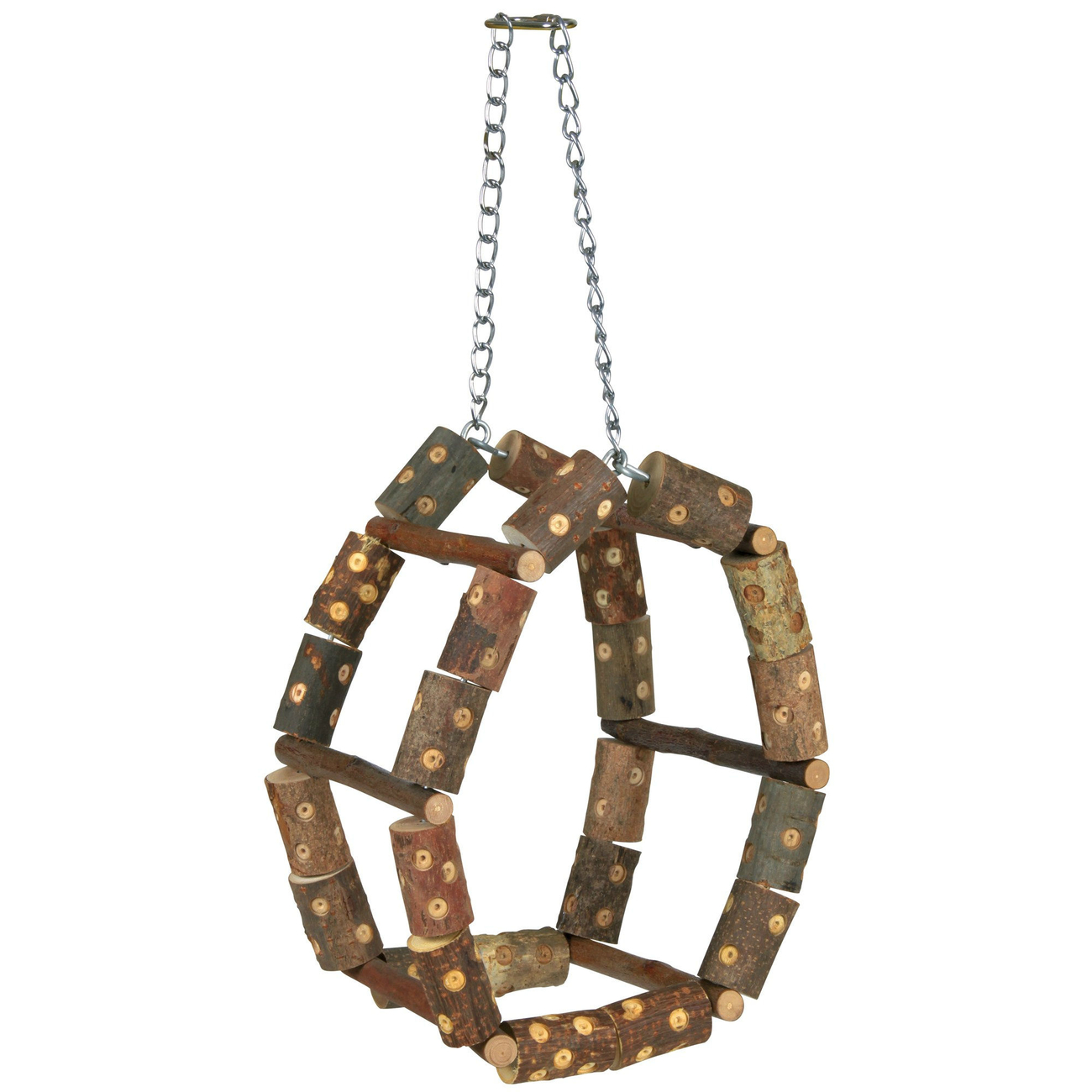 Trixie Klettergerüst für Vögel, 11 × 17 × 17 cm