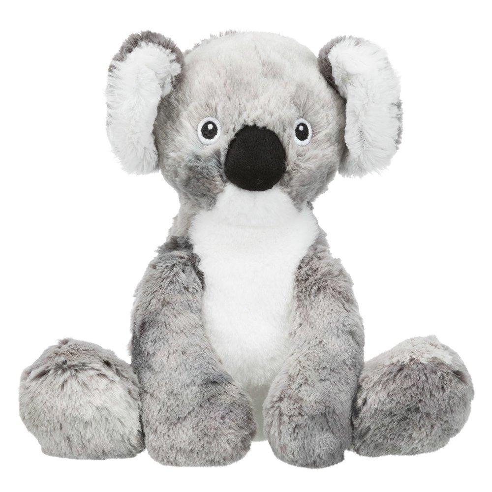 Trixie Koala Bär aus Plüsch, 33 cm, grau