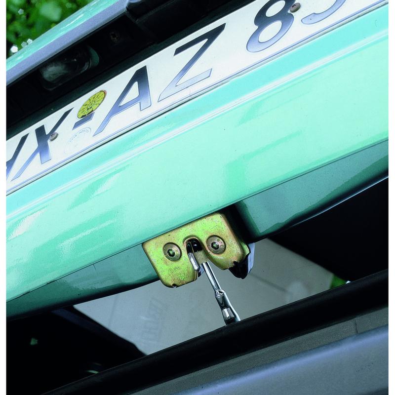 Karlie Kofferraum Abstandshalter Belüftung, Bild 2