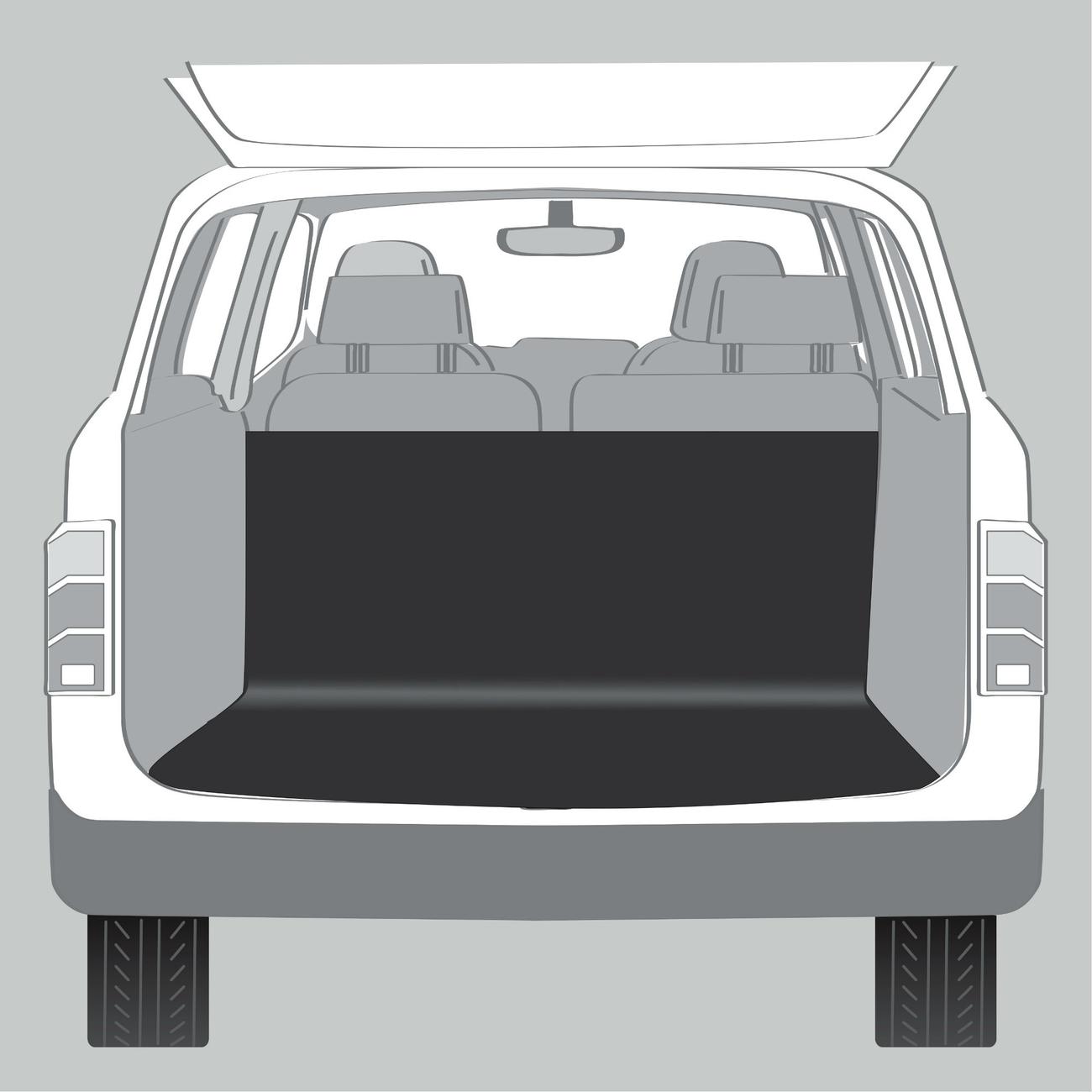 Trixie Kofferraum Auto Decke für Hunde 1319, Bild 2