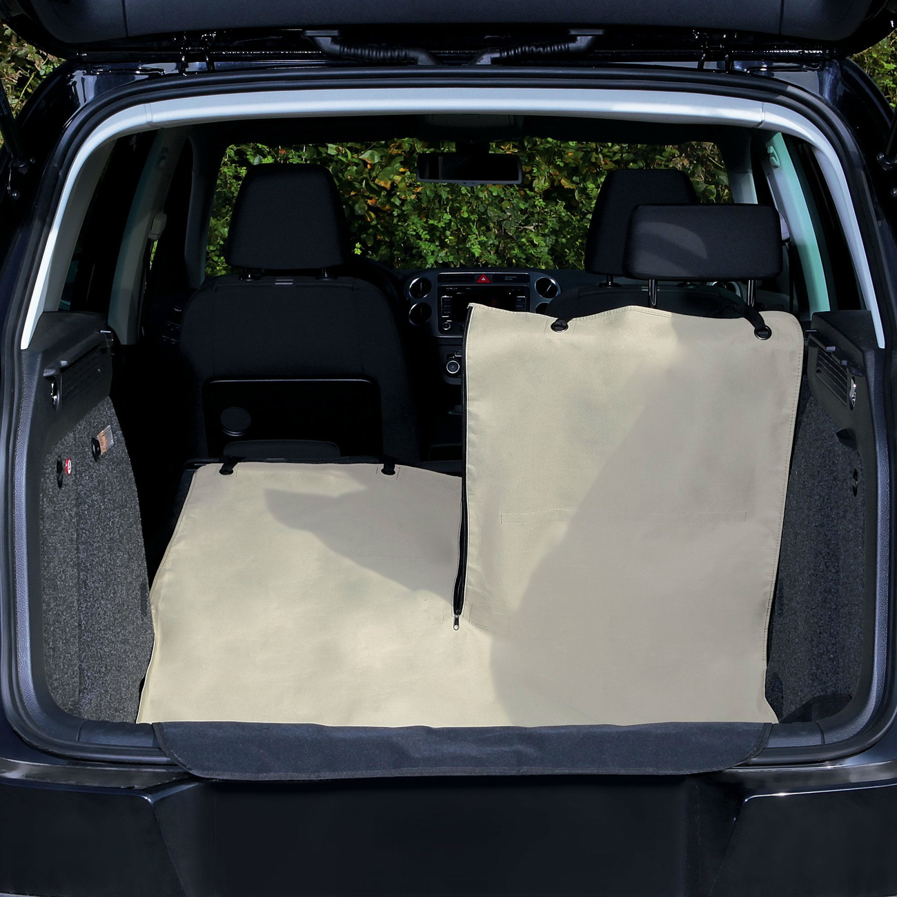 TRIXIE Kofferraum-Schondecke für große Fahrzeuge und Vans 13238, Bild 2