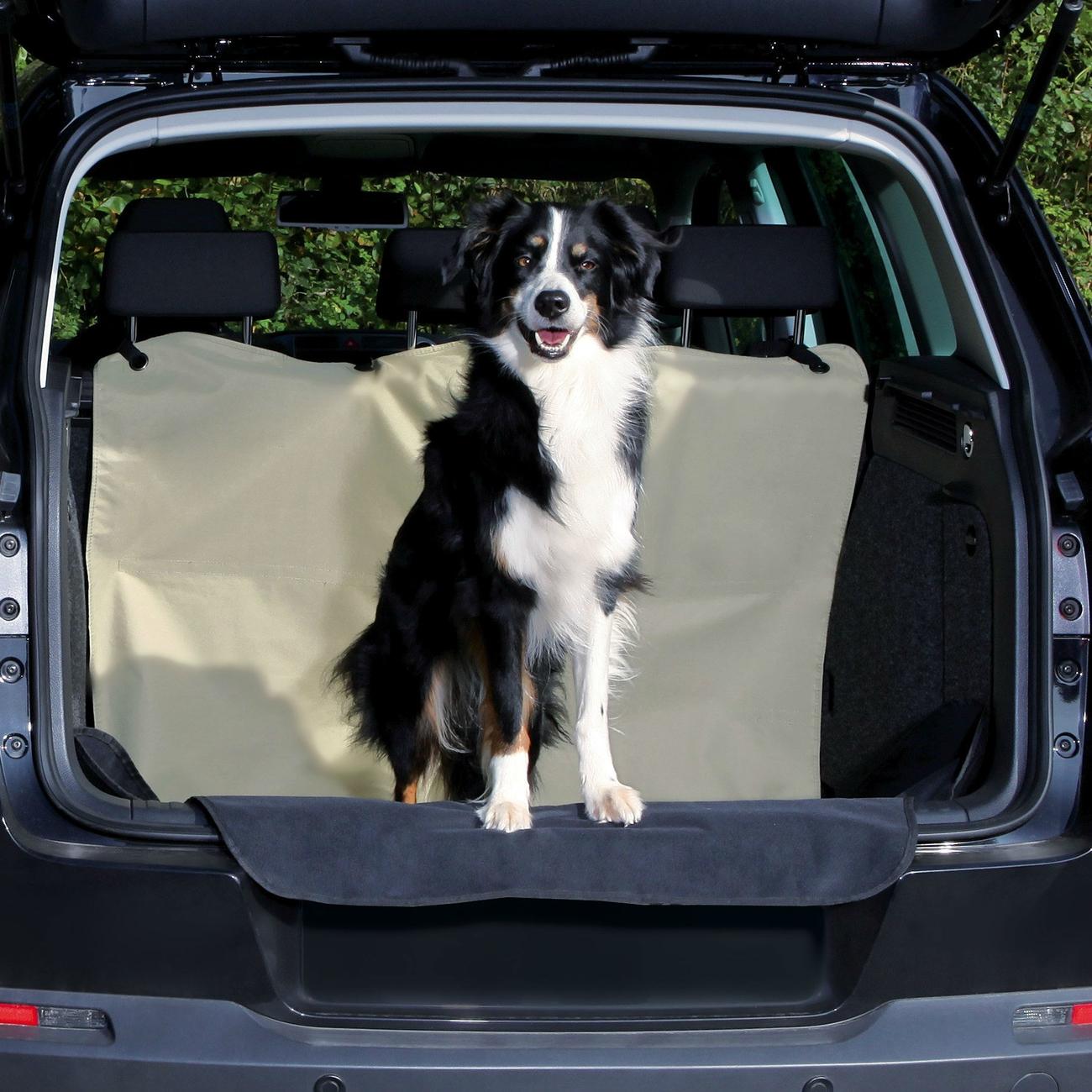 Trixie Kofferraum-Schondecke für große Fahrzeuge und Vans 13238