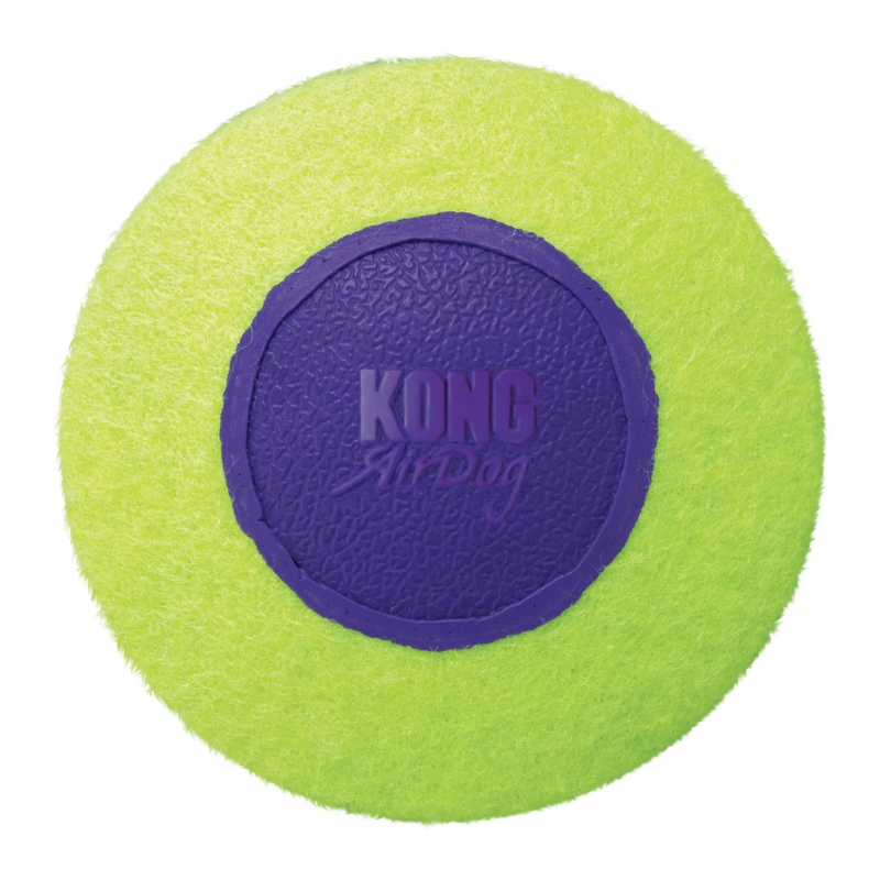 KONG Air Squeakair Disc