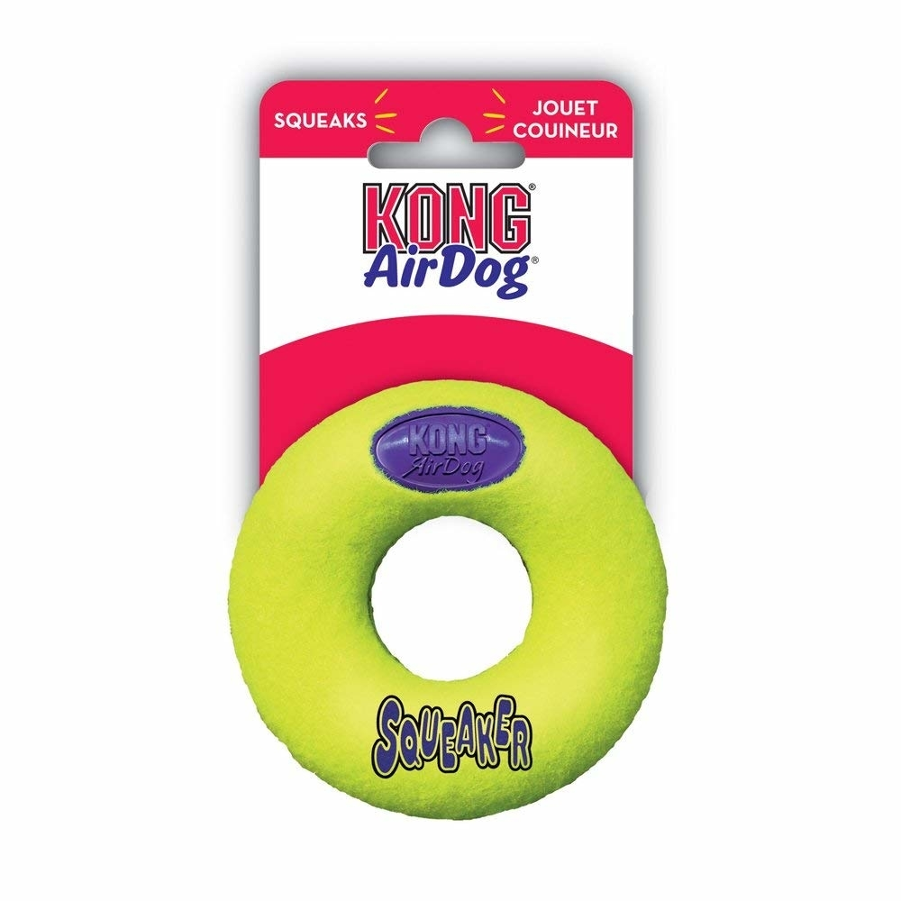 KONG Airdog Donut mit Quietscher, Bild 4