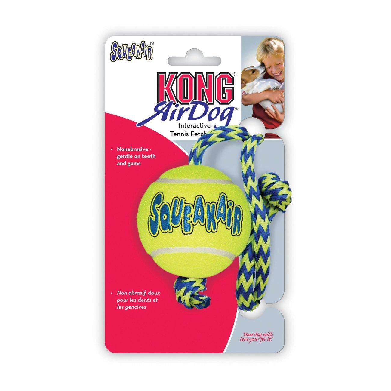 KONG Airdog Tennisball am Seil, Bild 2