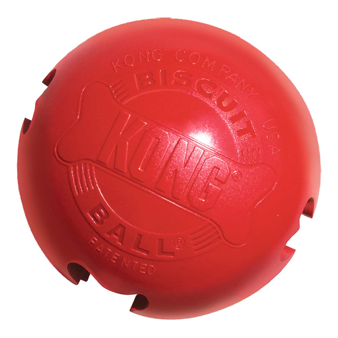 KONG Biscuit Ball Hundespielzeug, Bild 4
