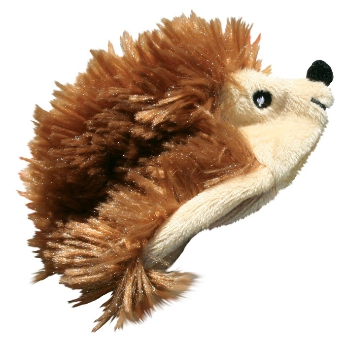 KONG Cat Hedgehog Plüsch Igel Katzenspielzeug