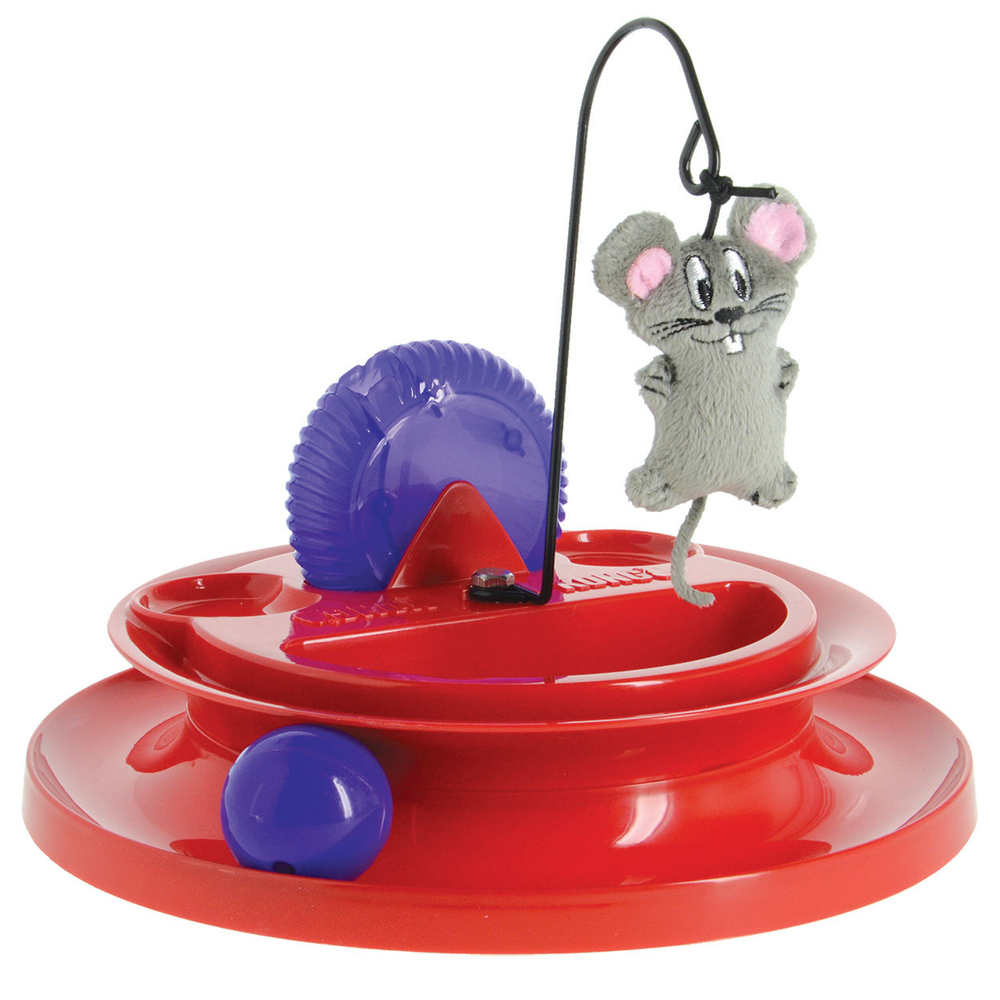 KONG Cat Playground Katzenspielzeug, Bild 2