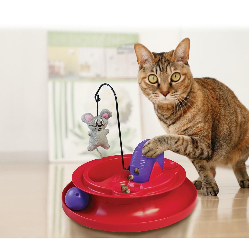 KONG Cat Playground Katzenspielzeug, Bild 3