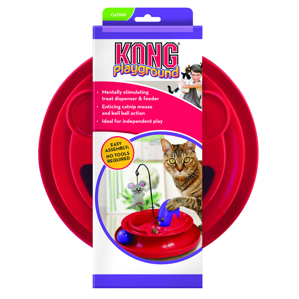 KONG Cat Playground Katzenspielzeug, Bild 4