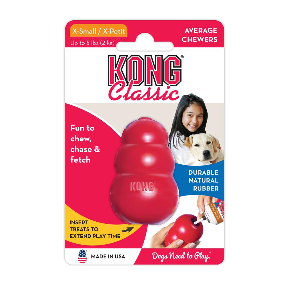 KONG Classic Hundespielzeug, Bild 7