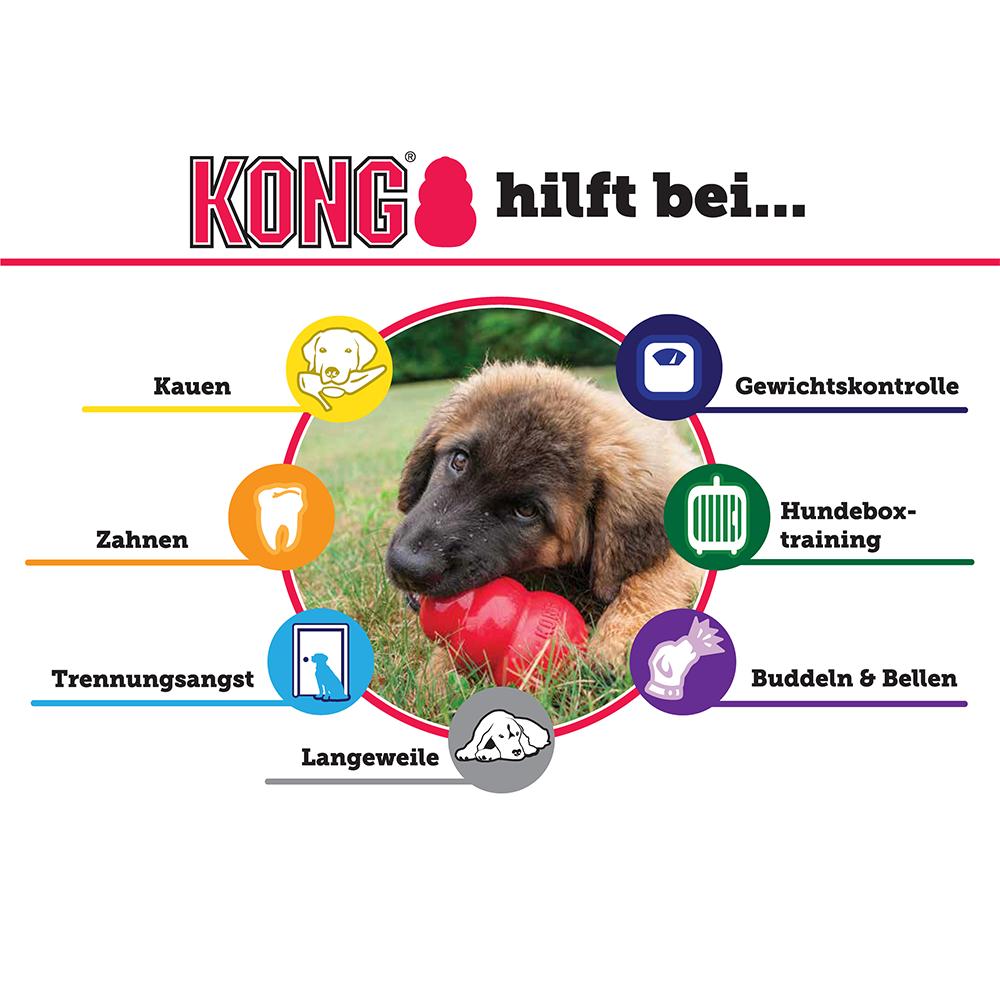 KONG Classic Hundespielzeug, Bild 3