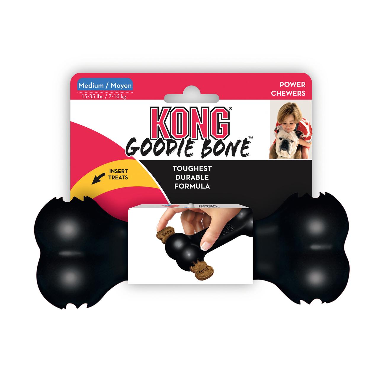 KONG Extreme Goodie Bone Hundespielzeug, Bild 2