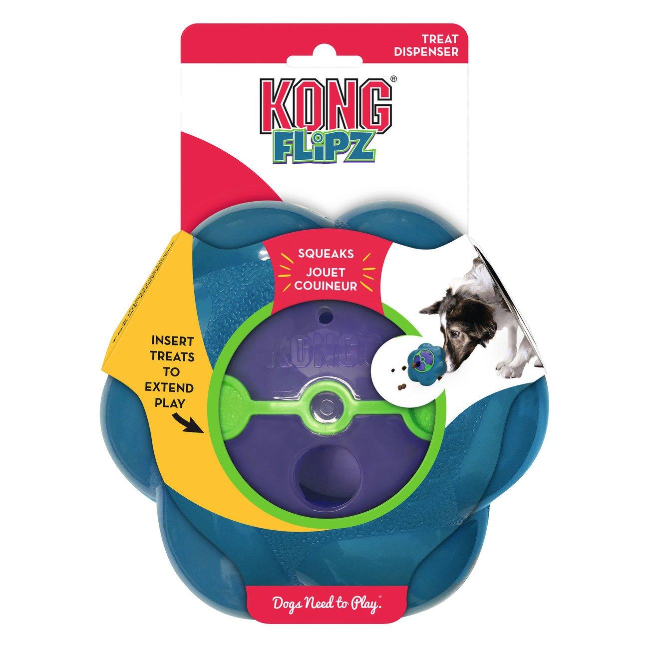 KONG Flipz Hundespielzeug, Bild 4