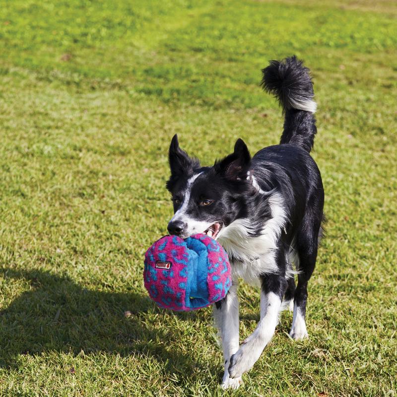 KONG Funzler Hundespielzeug Ball, Bild 4
