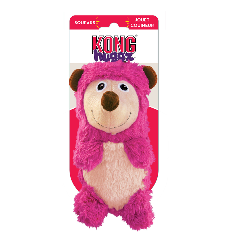 KONG Huggz Hundespielzeug Plüsch, Bild 3