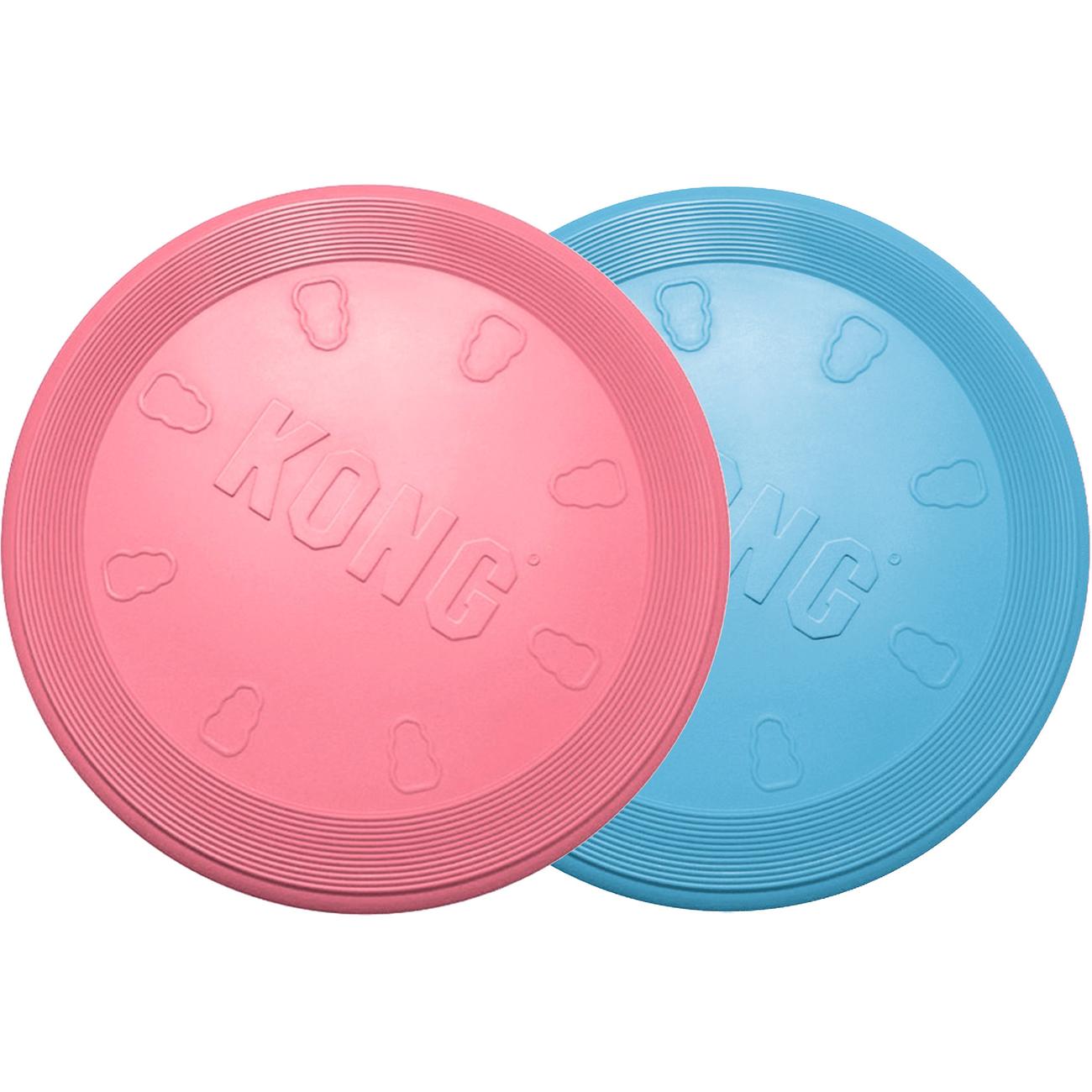 KONG Puppy Flyer Frisbee für Welpen