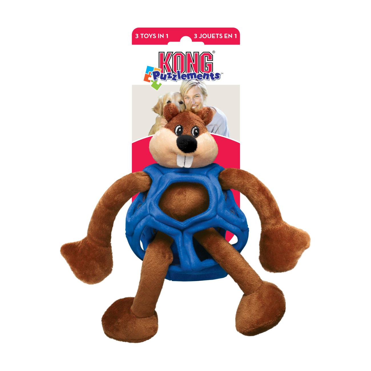 KONG Puzzlements Hundespielzeug, Bild 4
