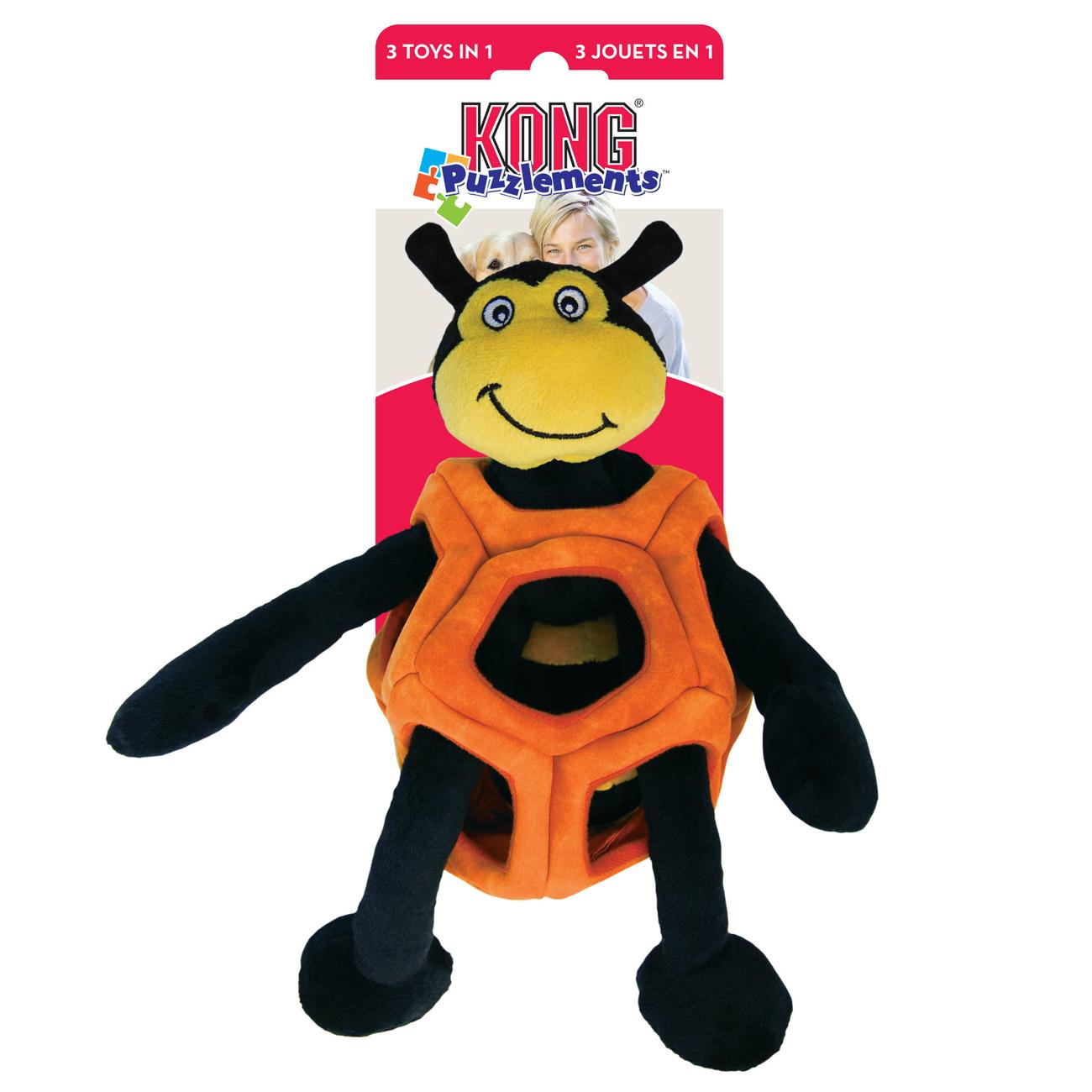 KONG Puzzlements Hundespielzeug, Bild 2
