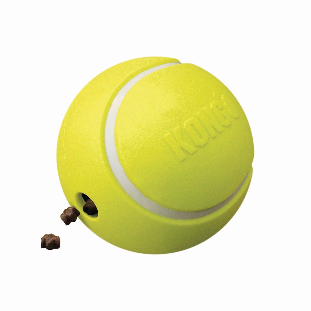 KONG Rewards Tennis, 8 cm, gelb